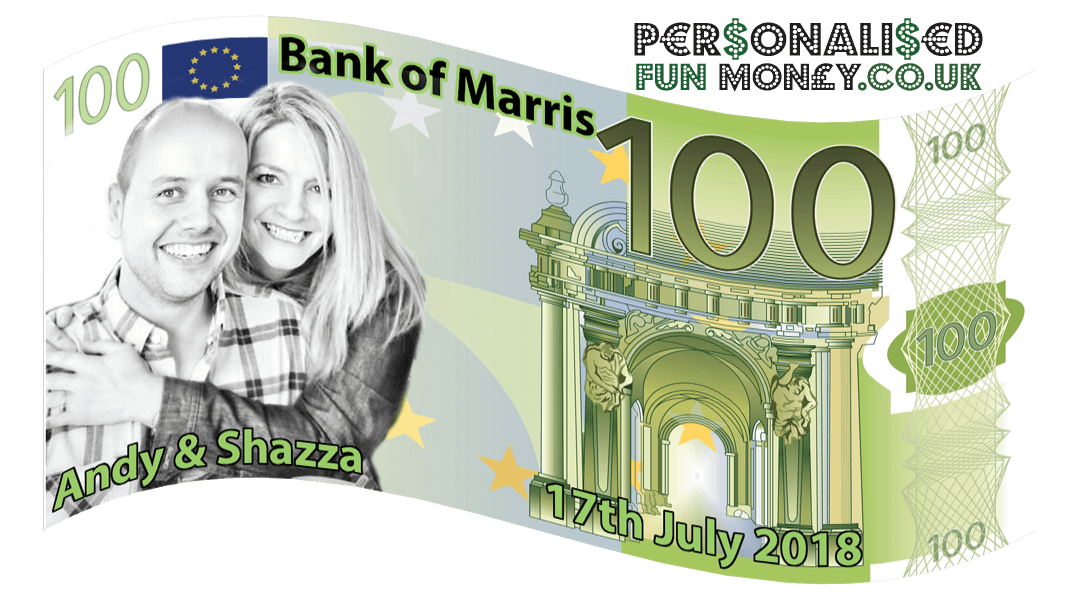 personalised-100-euro-bank-note