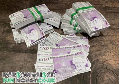 logo on pound notes