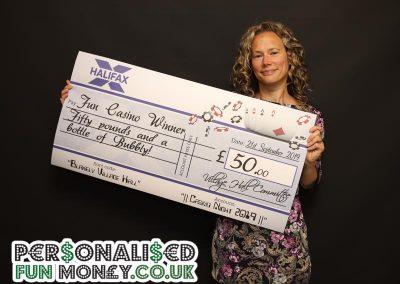 Giant Cheque UK