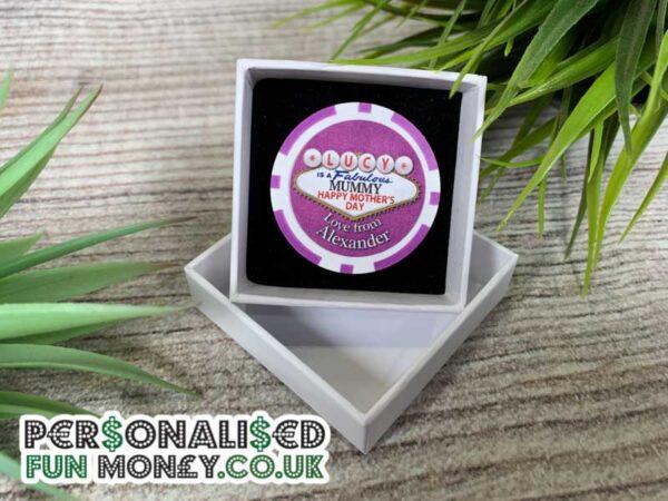 Customised Poker Chip