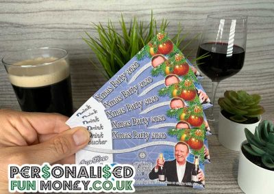 Drinks Tokens for Events