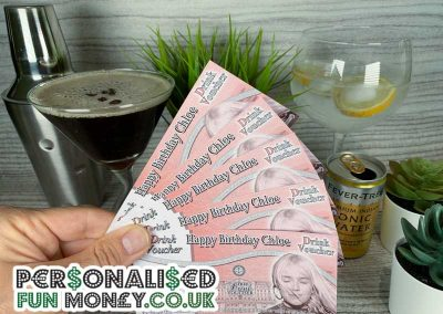 Have a drink on me voucher