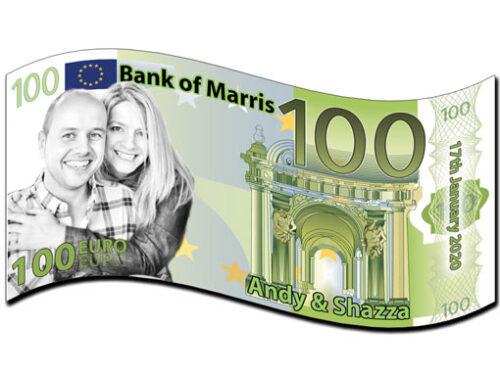Personalised Euros